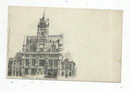 Cp , 60 , COMPIEGNE , Hôtel De Ville , XVI E Siècle , Dos Simple , Vierge - Compiegne