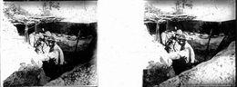 PP 0044 - GUERRE 1914-1918 -  VERDUN - Bois Des Caures - Plaques De Verre