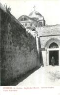 JERUSALEM STATION  IX  COUVENT COPHTE - Palestine