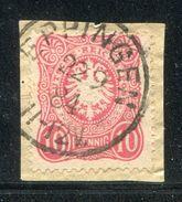 Baden / Nachverwendeter K1-o EPPINGEN A. DR (14339) - Baden