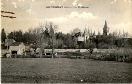D01  AMBRONAY  Le Château  ..... - Otros Municipios