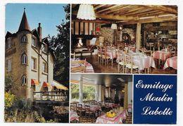 HAYBES S/ MEUSE - ERMITAGE - MOULIN LABOTTE - HOTEL RESTAURANT - CPSM GF NON VOYAGEE - Autres Communes