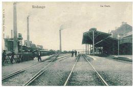 RODANGE: LA GARE - Rodange