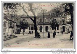 81 DURFORT - La Mairie (animée) - France
