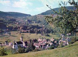 [68] Haut-Rhin > Non Classés Stosswihr Ampfersbach Vue Generale - France