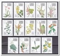Turks & Caicos 1990, Postfris MNH, Plants - Turks- En Caicoseilanden