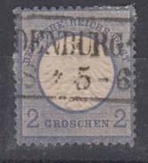 2Gr DENBURG    /  7942 - Norddeutscher Postbezirk