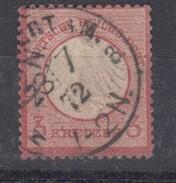 3 Kr   /  7942 - Norddeutscher Postbezirk