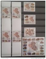 Iraq 2012 MNH - Complete Set + S/S - IRAQI Landmarks - Archeology - Irak