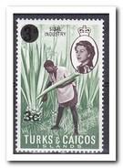 Turks & Caicos 1971, Postfris MNH, Agriculture - Turks & Caicos