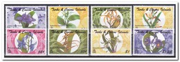 Turks & Caicos 1995, Postfris MNH, Flowers - Turks- En Caicoseilanden