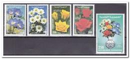 Tunesië 2000, Postfris MNH, Flowers - Tunesië (1956-...)
