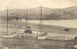 A-17.6569 :   BARMOUTH IN WINTER - Pays De Galles