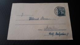 YUGOSLAVIA 1949 Industry Postal Stationary  Post Mark Crna Pri Preval Slovenia - Postal Stationery