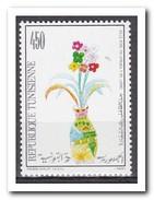 Tunesië 1991, Postfris MNH, Flowers - Tunesië (1956-...)