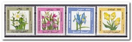 Tunesië 1987, Postfris MNH, Flowers - Tunesië (1956-...)