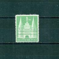 Bizone, Holstentor, Nr. 97 I** Postfrisch - American/British Zone