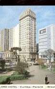 Curitiba - Lord Hotel 1975 (000655) - Curitiba