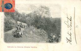 Estrada Na Colonia Silveira Martins (000656) - Brazil