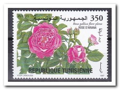Tunesië 1997, Postfris MNH, Flowers - Tunesië (1956-...)