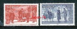 """NORWEGEN Mi.Nr. 865-866  EUROPA CEPT """" Historische Ereignisse"""" 1982 - MNH - Europa-CEPT"""