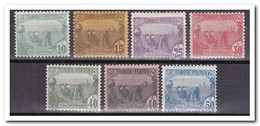 Tunesië 1921, Postfris MNH, Agriculture ( 2nd Stamp Is MH ) - Tunesië (1956-...)