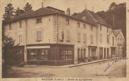 71 MATOUR LA CLAYETTE DEVANTURE MAGASIN - France