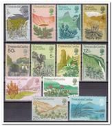 Tristan Da Cunha 1972, Postfris MNH, Plants - Tristan Da Cunha