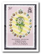 Tristan Da Cunha 1981, Postfris MNH, Flowers - Tristan Da Cunha