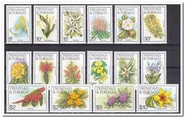 Trinidad & Tobago 1983, Postfris MNH, Flowers - Trinidad En Tobago (1962-...)