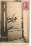 YY186 - Carte-Vue SPA G.Q.G. Allemand TP Casqué 10 C. Conférence Diplomatique De SPA 1920 Vers La France - 1915-1920 Albert I