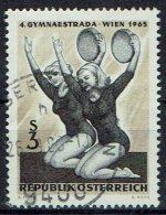 """Österreich, """"Gymnaestrada"""" Gestempelt, Mi Nr 1191 - 1961-70 Used"""