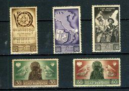 POLOGNE : Corps Polonais En Italie ** - 1939-44: World War Two