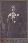 Cabinet Portrait.Ukraine Portrait De Femme. Noblesse ? Kostiantynivka Konstantinovka - Photographs