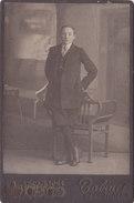 Cabinet Portrait.Ukraine Portrait De Jeune Homme. Noblesse ? Kostiantynivka Konstantinovka - Photos