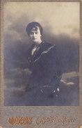 Cabinet Portrait. Ukraine (??)  Portrait De Femme. Noblesse ? See Both Sides. - Fotos