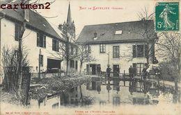 BAN DE LAVELINE ETANG DE L'HOTEL GAILLARD 88 - France