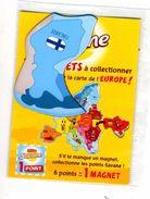 Magnet Savane  Europe Finlande - Tourism