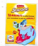 Magnet Savane  Europe Grece - Tourism