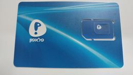 Israel-pelephone-sim Card Mint-(number-8997250400014800799)-new+1card Prepiad Free - Israel