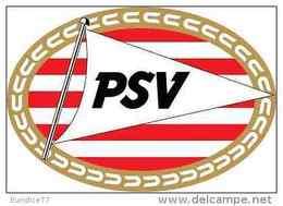 PSV Eindhoven FC Netherlands Soccer Football Sticker 13x8 Cm. Aprox. - Pegatinas
