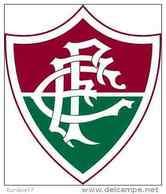 Fluminense FC Brazil Soccer Football Sticker 13x10 Cm. Aprox. - Pegatinas