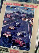 3 GRAN PREMIO SAN MARINO A IMOLA AUTODROMO DINO FERRARI  N1983  GC14570 - Grand Prix / F1