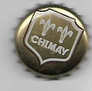 BELGIQUE / CAPSULE BIERE TRAPPISTE CHIMAY FOND OR - Bière