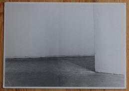 Yves Klein - Le Vide - Résultat D'une Action Au Musée D'Art Moderne De Paris  26 Janvier 1962 - Photo H. Shunk -(n°8287) - Arts