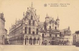 Mechelen, Stadhuis (pk37018) - Mechelen