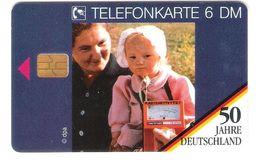 Deutschland - O 1037 09/96 - 50 Jahre Deutschland - Radioaktivität - O-Series : Customers Sets