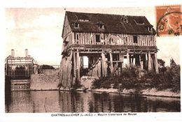 CPA N°664 -  CHARTRES SUR CHER - MOULIN HISTORIQUE DE BOUTET - France
