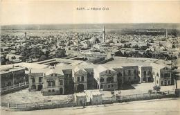 ALEP HOPITAL CIVIL - Syrie