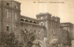 BEYROUTH UNIVERSITE SAINT JOSEPH - Syrie